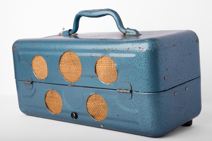 Blue Tacklebox Back