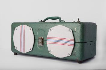 Green Tacklebox Front