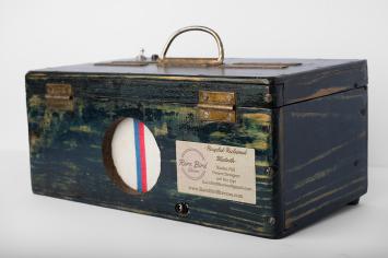 Wooden Box Back